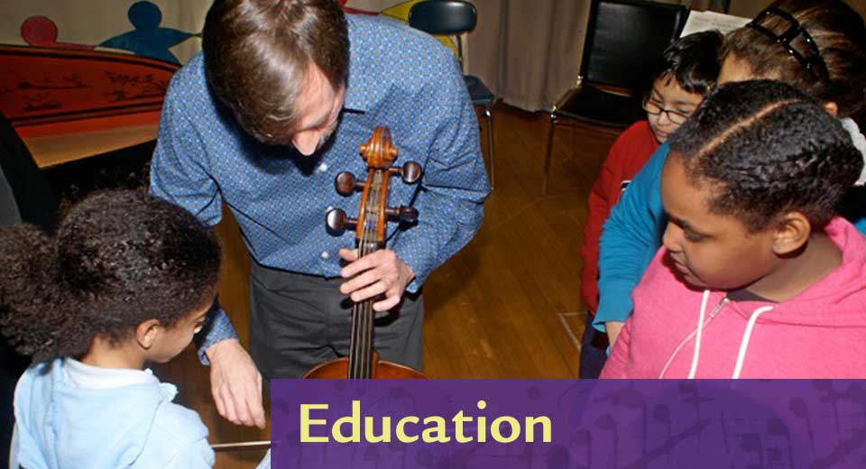 Learn more about our outreach and education programs!