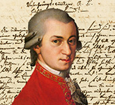 Mozart and Letter